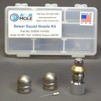 Aqua Mole Sewer Squad Basic