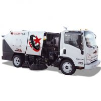 Galaxy-Regenerative-Air-R-4 Street Sweeper