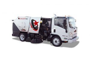 Galaxy-Regenerative-Air-R-4 Street Sweeper