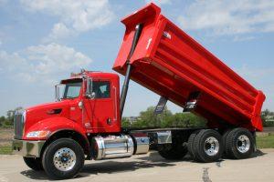 Henderson_MarkE_Tandem Axle Dump Truck Body