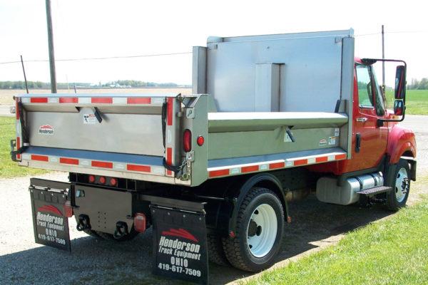 Mark Iii Single Axle Texas Municipal Equipment