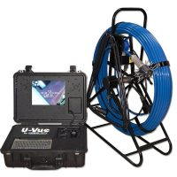 u vue inspection sewer camera