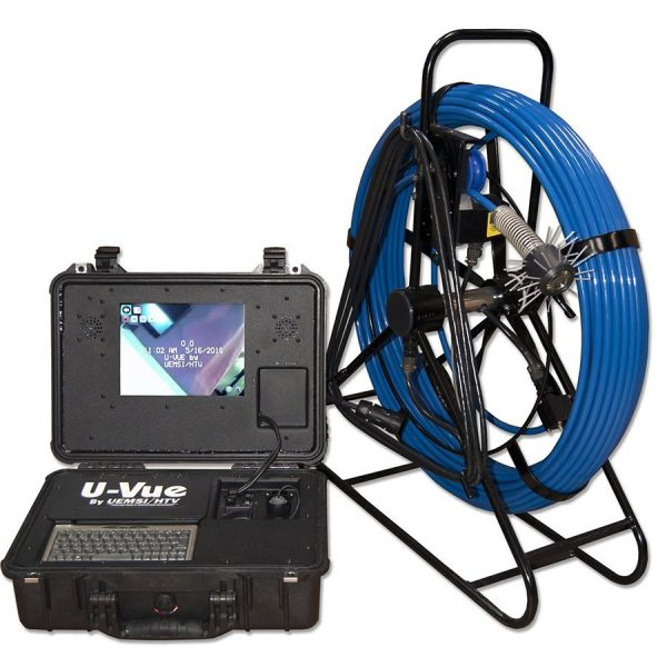 u vue inspection sewer camera