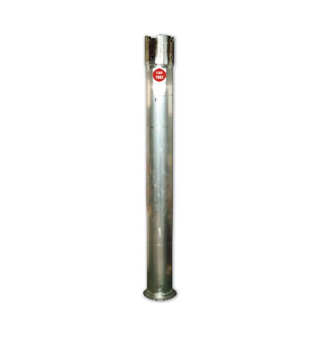 Catch Basin Tubes W Welded Aluminum Flanges Vactor 174 And