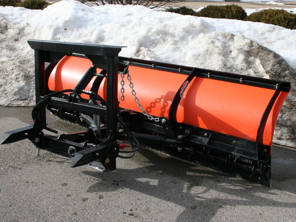 Henderson MTP snow plow