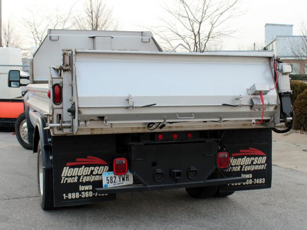 Replacement Tailgate Spreader