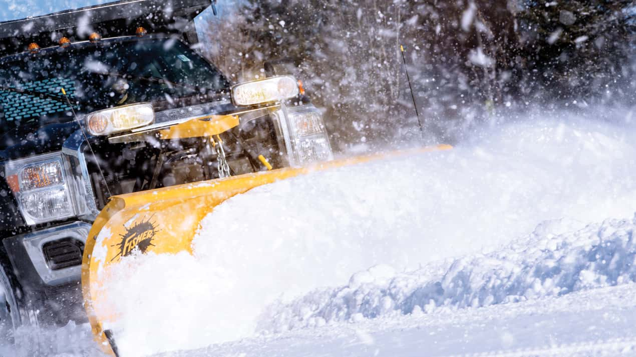 MC Series snow plow
