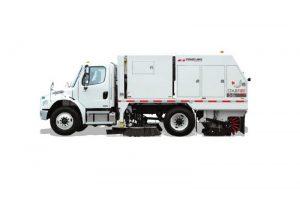 Starfire-Mechanical-Broom Street Sweeper-S-6s