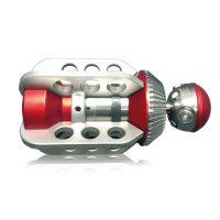 Turbi-Kleaner 3D Rotating Nozzle