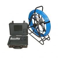 EagleVue™ Color Push Camera Inspection System