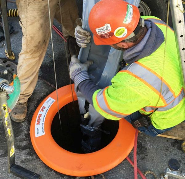 H2TR Manhole Protection Ring (2)