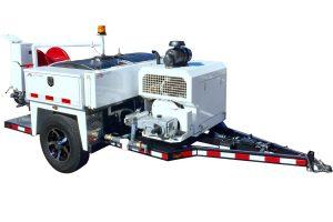 Sewer Jetting Machine Rental