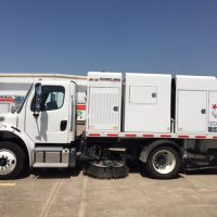 Street Sweeper Rental