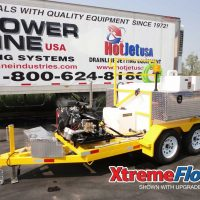 Trailer Mounted Sewer Jetters