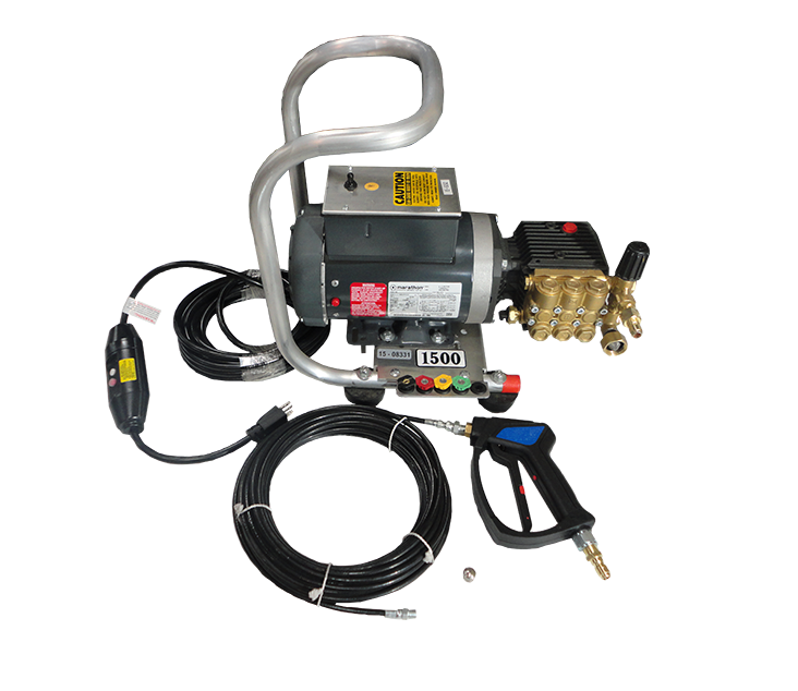 Electric Hand-Held Jetter