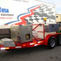 Colad Water Trailer Jetter Fully Loaded - XtremeFlow II