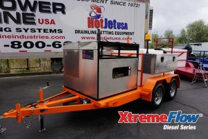 Xtreme Flow Cold Water Diesel Drain Line Jetters