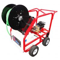 Portable Sewer Drain Line Cart Jetters