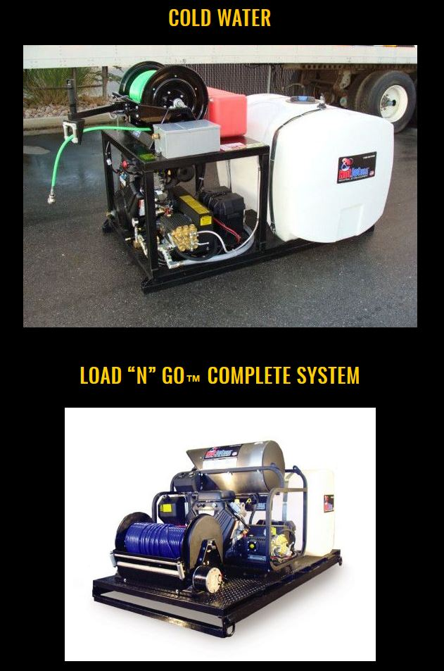 Skid Plate Load-n-Go Jetter 2